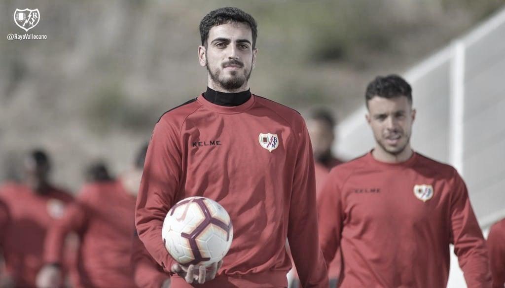 Catena, el central goleador franjirrojo
