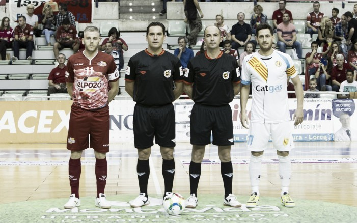El Pozo exhibe su eficacia goleadora en un partido con festival de tantos