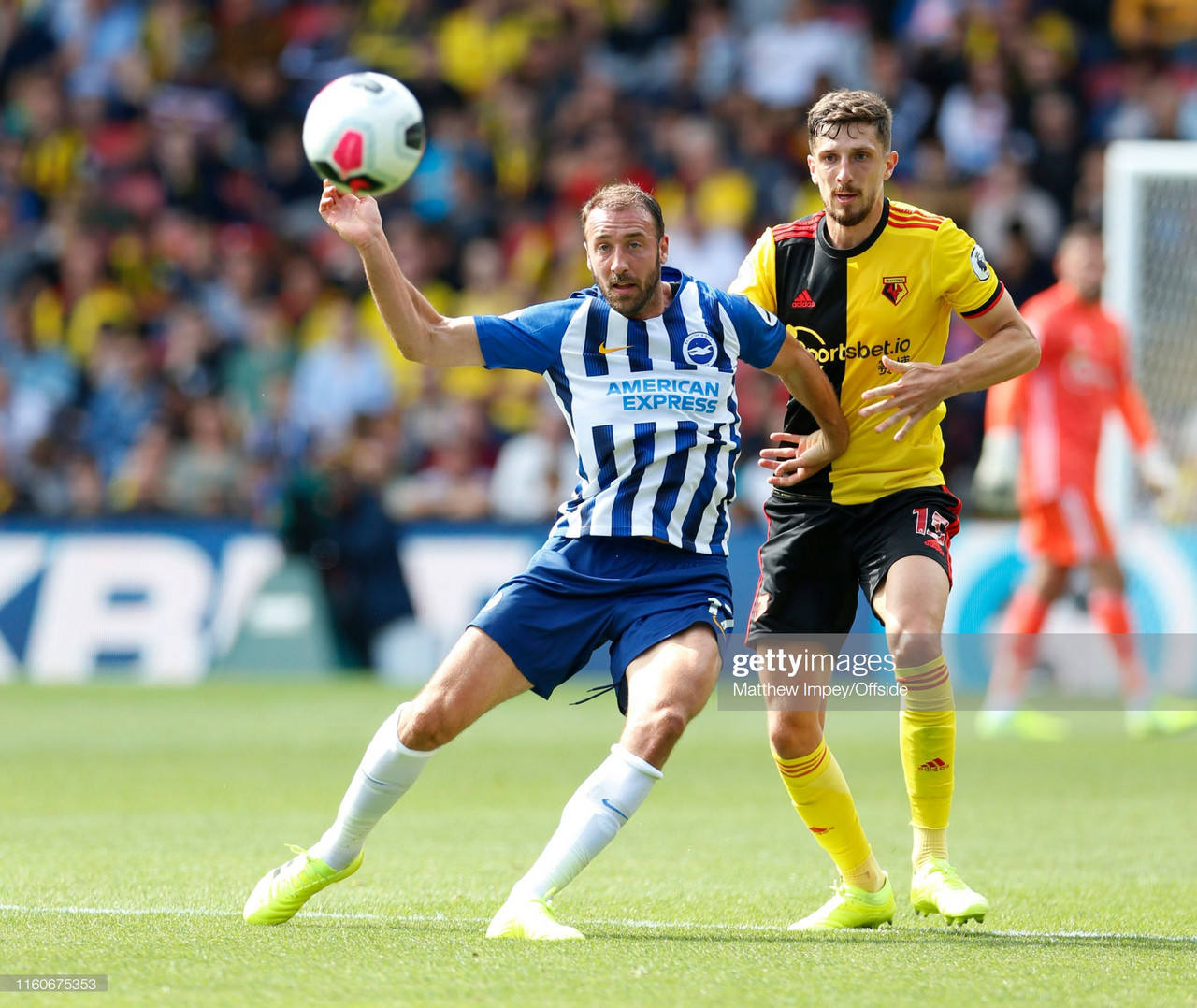 "Cathcart says Watford ""will learn"" from Brighton loss"