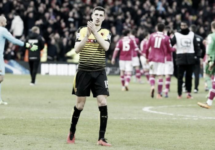 Watford will be ready when the season starts, says Craig Cathcart