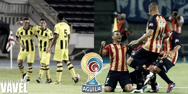 Resultado Alianza - Águilas (1-0)