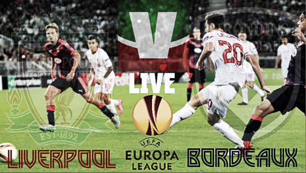 Partita Liverpool - Bordeaux in diretta, Europa League 2015/16 live (21.05): panchina per Can e Lallana