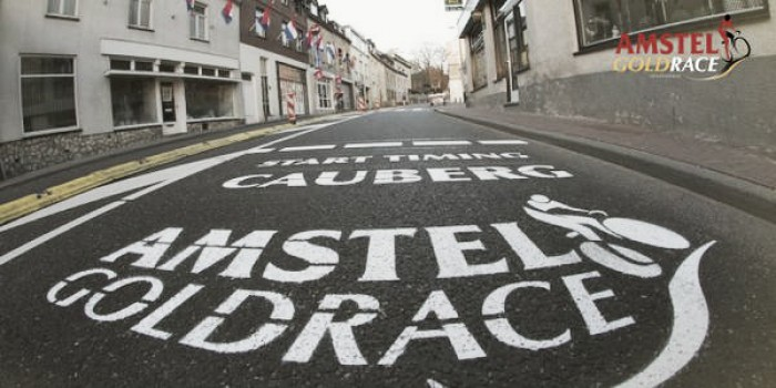 Amstel Gold Race 2017, poker di Gilbert