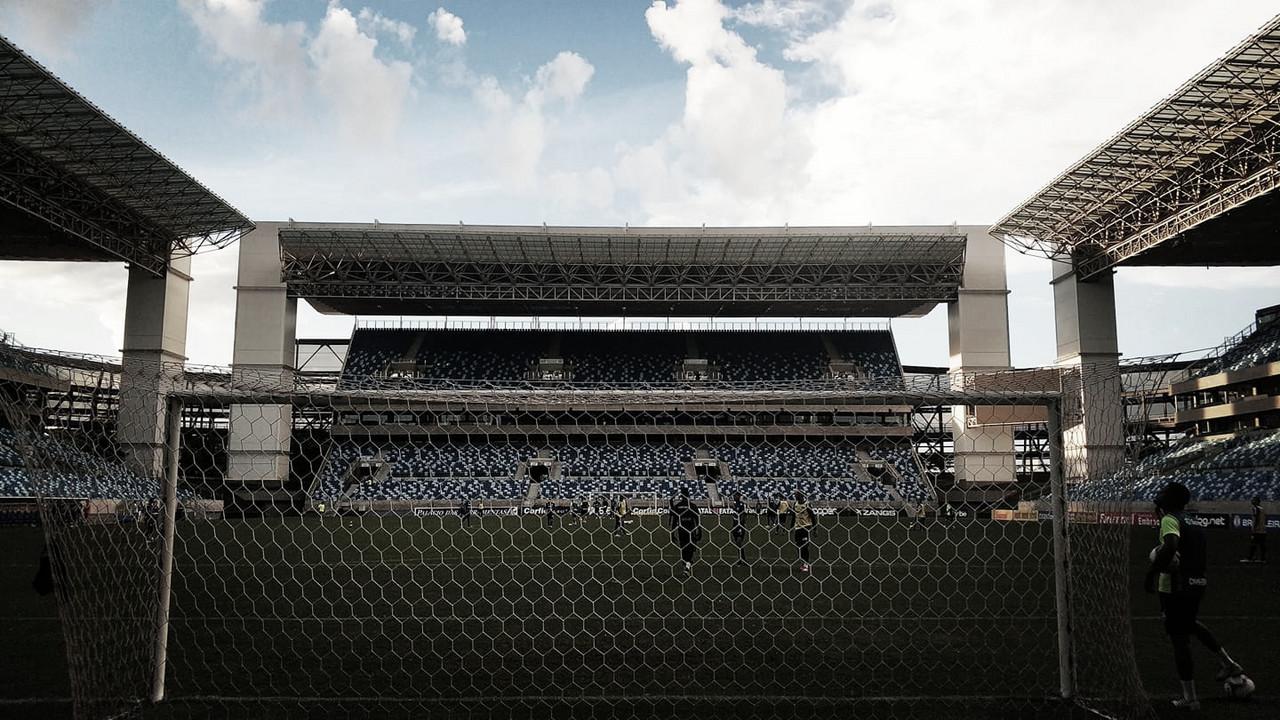 Cuiabá recebe Paraná na Arena Pantanal pela terceira rodada da Série B