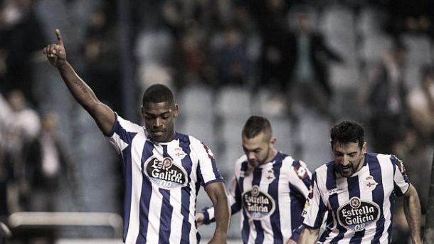 Deportivo: Ivan Cavaleiro marcou golo da vitória ante o Athletic