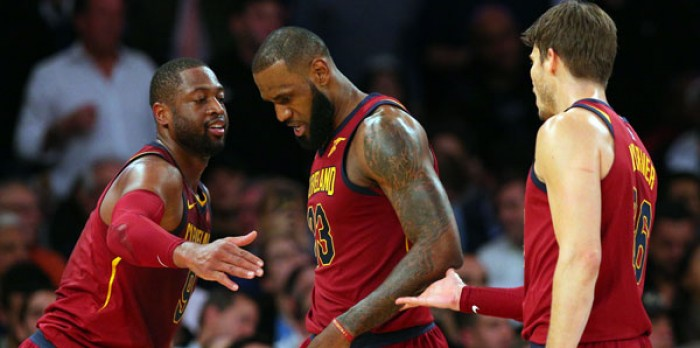 NBA - Remutada Cavs a New York, le dichiarazioni di LeBron James nel post-partita