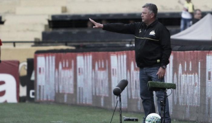 Roberto Cavalo pede demissão do Criciúma; Pelaipe também deixa o clube