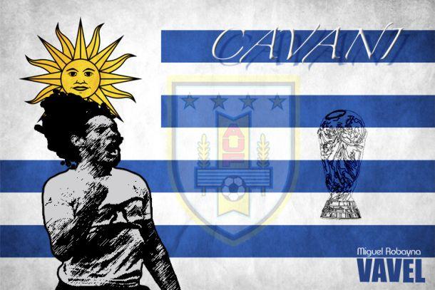 Perfil Brasil 2014: Edinson Cavani