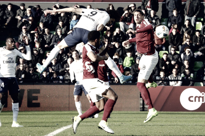 Ligue 1, Matuidi regala la vittoria al Psg