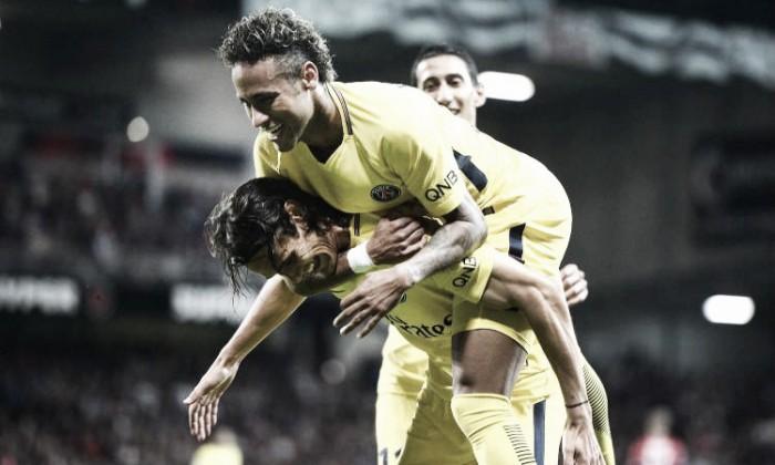 Ligue 1 - Buona la prima per Neymar, battuto il Guingamp 3-0
