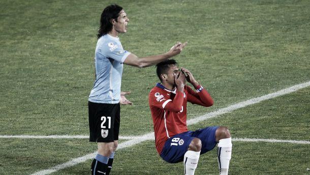 Copa America 2015 - Stangato Jara: tre turni di squalifica