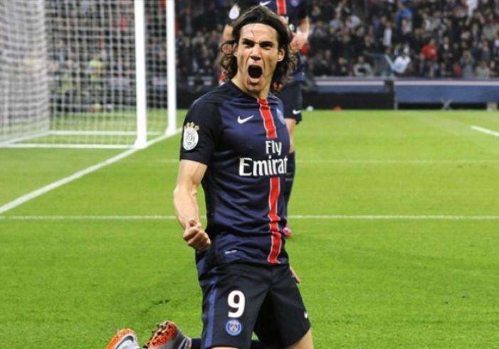 Ligue 1: un super Cavani trascina il PSG, continua la veloce corsa del Monaco