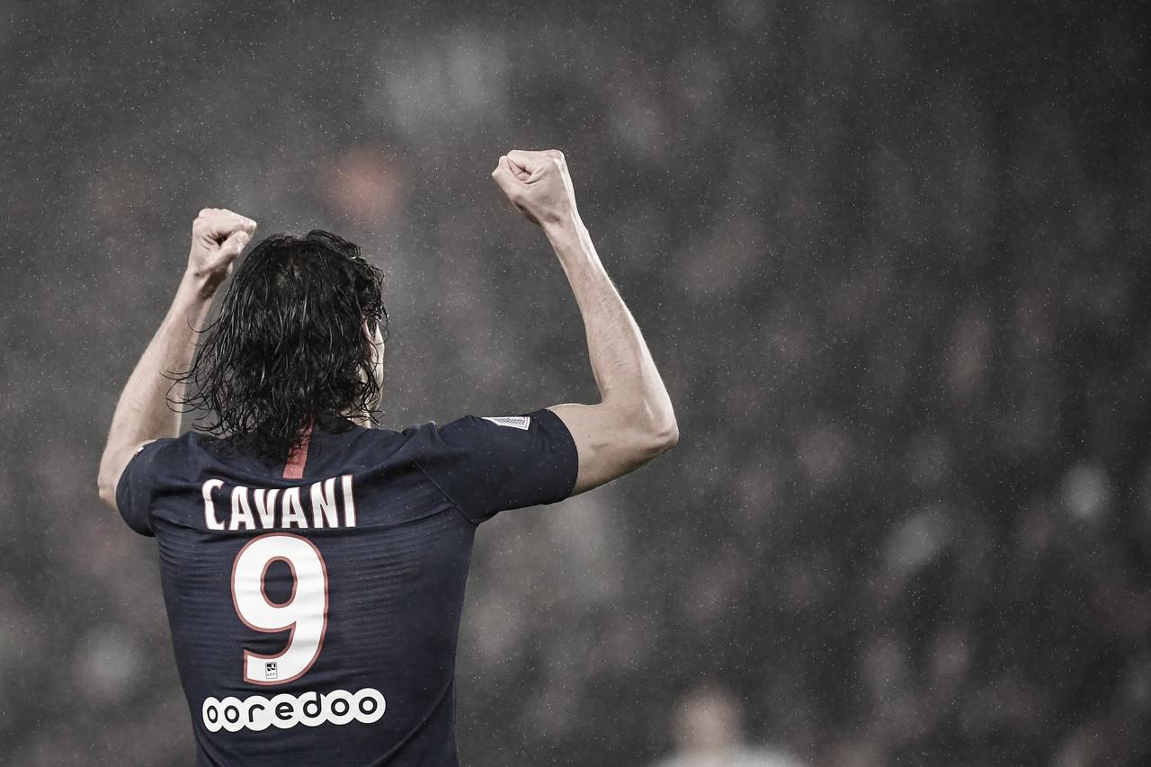 """Novo jogador do Manchester United, Cavani elogia clube: """"Um dos maiores clubes do mundo"""""""