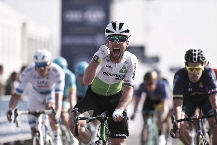 Mark Cavendish se reencuentra con la victoria en Dubai