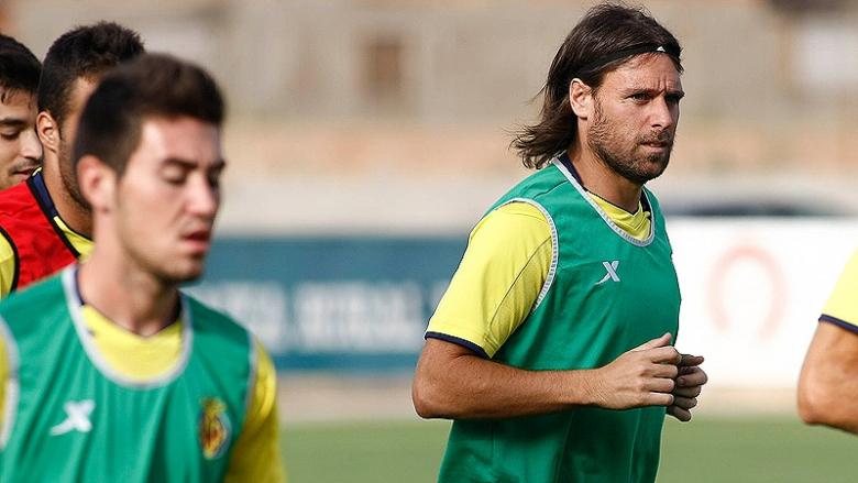 Cavenaghi: ''Hacer gol es mi función''