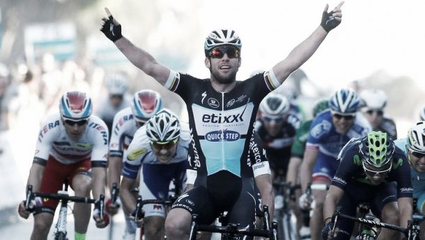 Cavendish pleased with team performance