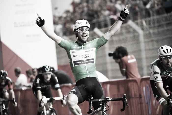 Mark Cavendish es el más rápido en Yas Marina