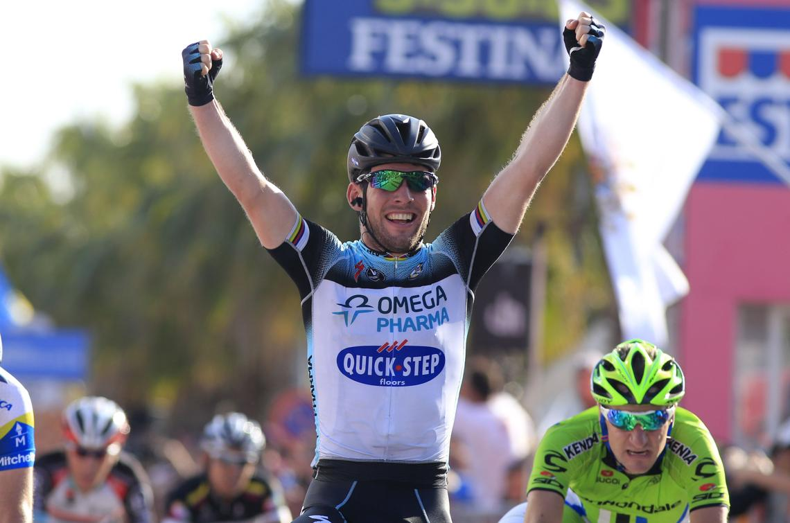 Mark Cavendish double la mise sur le Giro