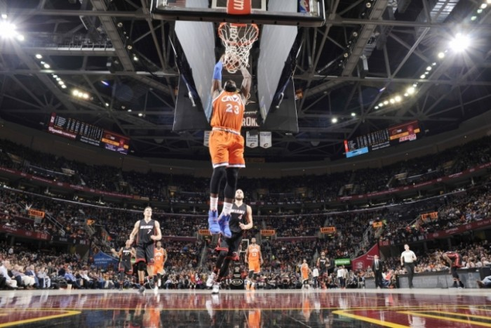 NBA - Passeggiano Charlotte e Cleveland, battuti Orlando Magic e Miami Heat