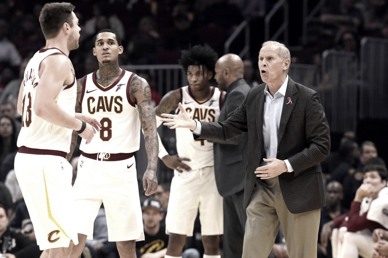 Cavaliers players frustrated with John Beilein
