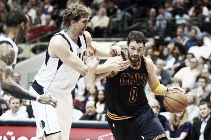Previa Cavaliers - Mavericks: las dos caras de la moneda frente a frente