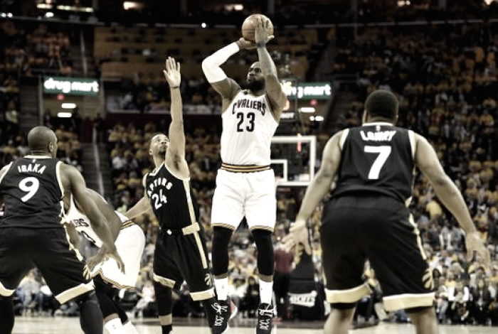 Cleveland Cavaliers demolish Toronto Raptors 125-103, earn 2-0 series lead