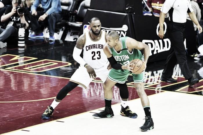 New-look Boston Celtics and Cleveland Cavaliers tip-off 2017-18 NBA season
