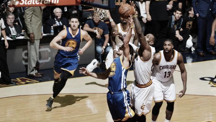 Números dão favoritismo aos Warriors enquanto Cavaliers buscam fazer história no jogo 7