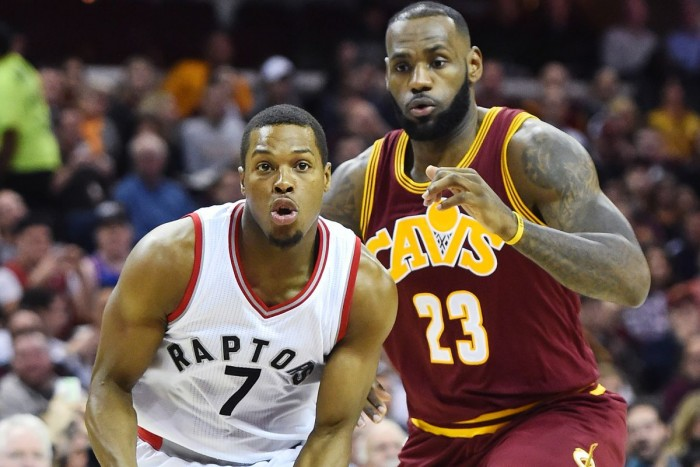 We meet again: Cavs, Raptors back together in postseason