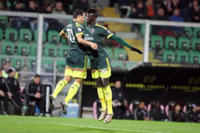 Bacca e Niang, la premiata ditta: il Milan è rinato grazie a loro
