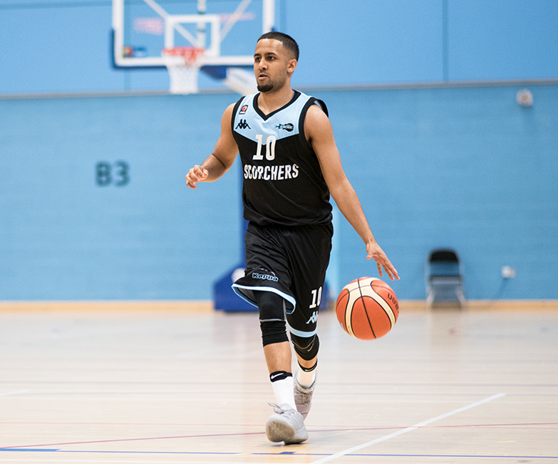 Caylin Raftopoulos returns to Surrey for his 4th season (Image from Surrey Scorchers)
