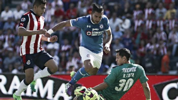 La 'Máquina hechizada' logra vencer a las Chivas