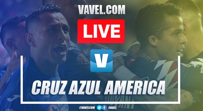 Goals and Highlights: Cruz Azul 5-2 América, 2019 Liga MX