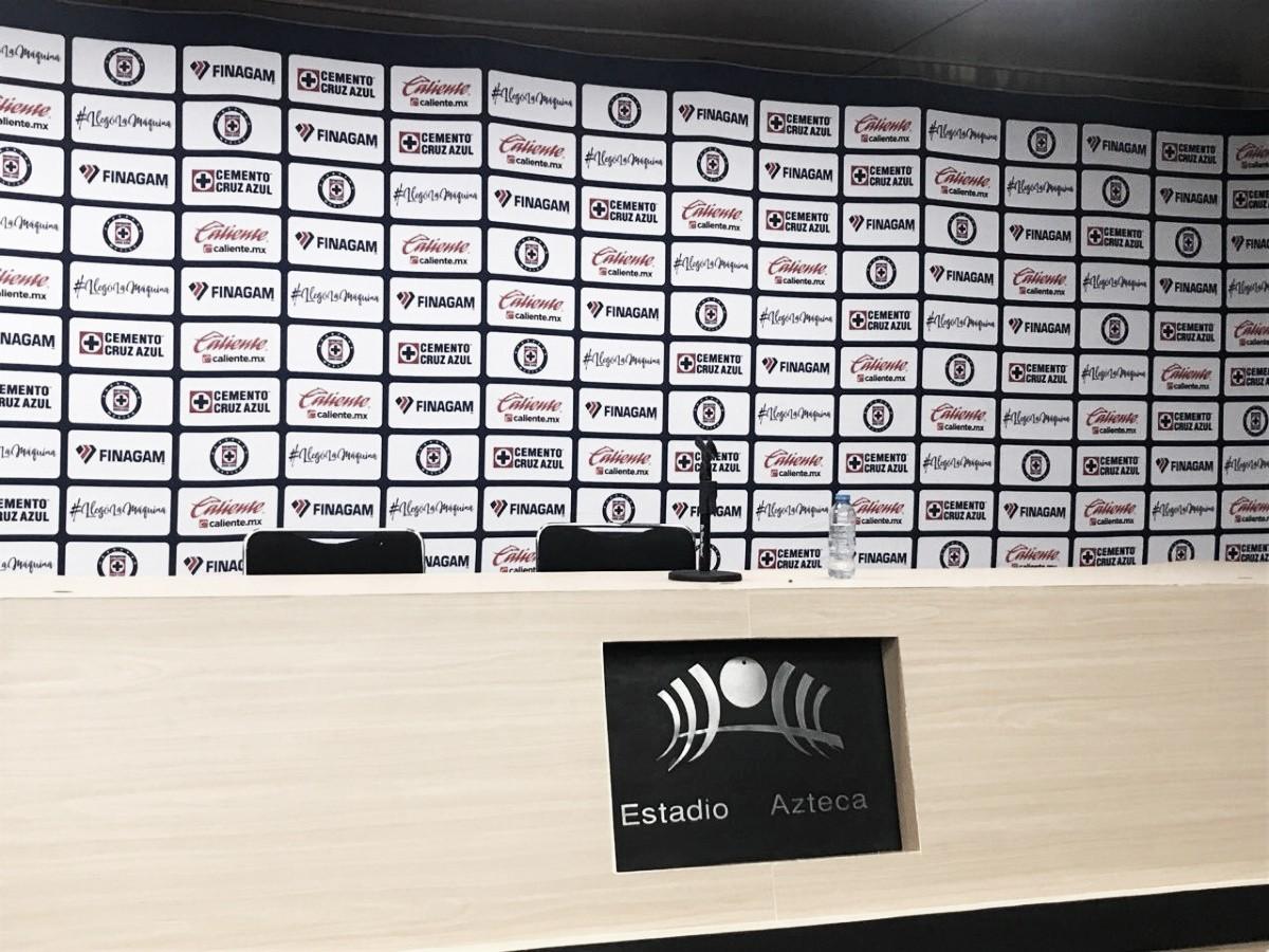 Ferretti no se presentó a la rueda de prensa