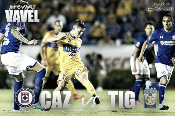 Previa Cruz Azul - Tigres: a por el pase a la siguiente ronda