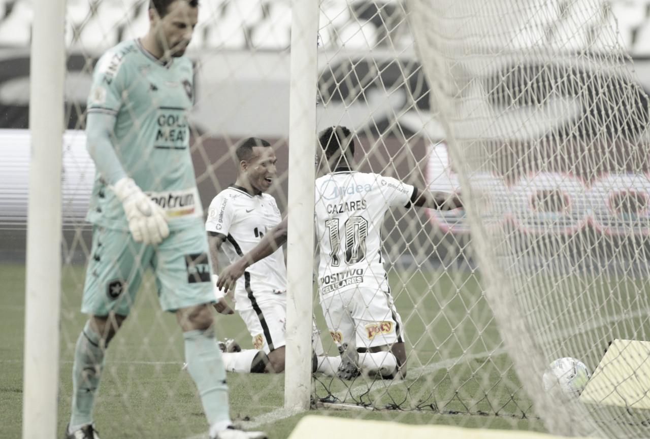 Botafogo 0 a 2 Corinthians (SC Corinthians Paulista / Divulgação)