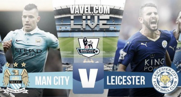 Manchester City Vs Leicester in diretta, live Premier League 2015/2016 (ore 13.45)