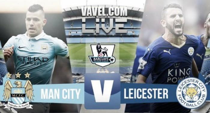 Manchester City Vs Leicester in Premier League 2015/2016 (1-3): Trionfo Leicester grazie a Huth e Mahrez