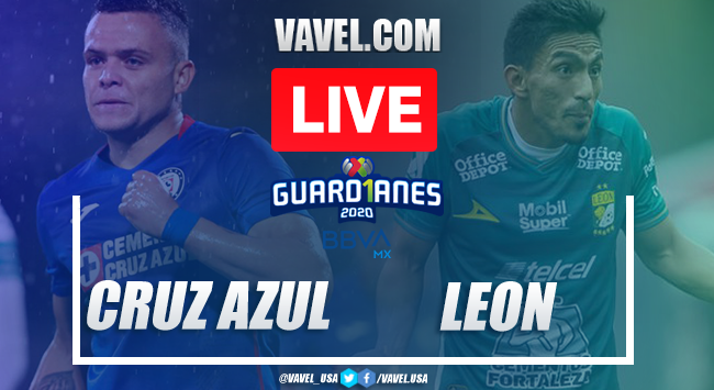 Goals and Highlights: Cruz Azul 2-0 León, 2020 Liga MX