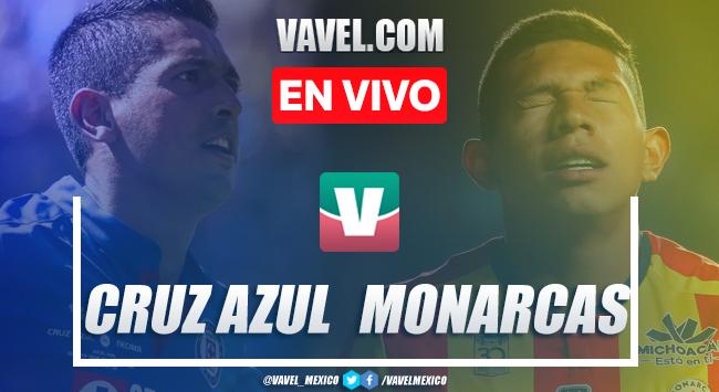 Cruz Azul vs Morelia EN VIVO transmisión online en Liga MX (0-0)