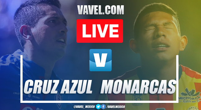 Cruz Azul vs Morelia: LIVE Stream Online and Updates (2-3)