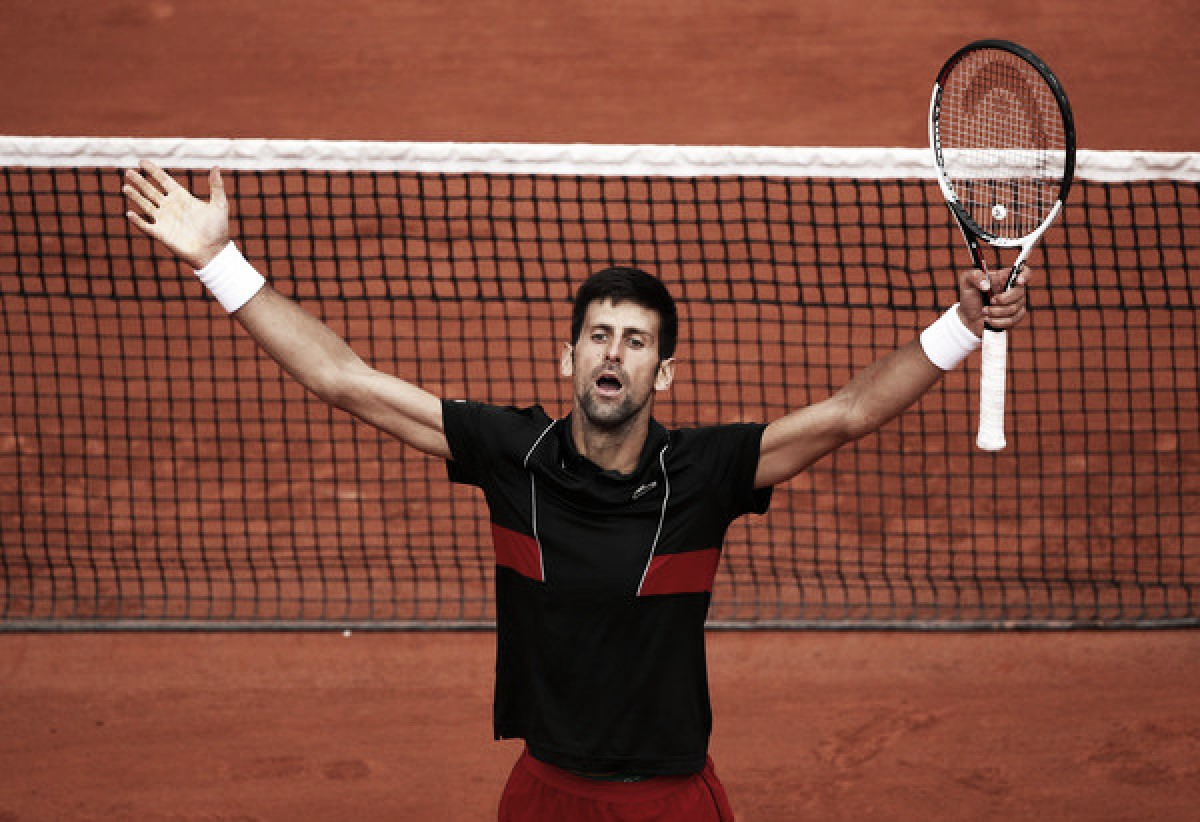 French Open: Novak Djokovic battles past Roberto Bautista Agut