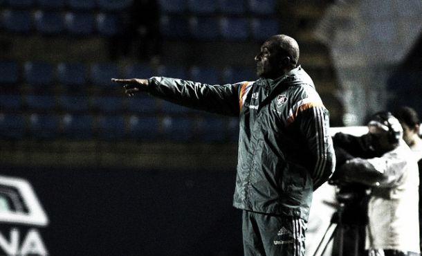 Cristóvão Borges comemora topo da tabela mesmo com preservação de jogadores