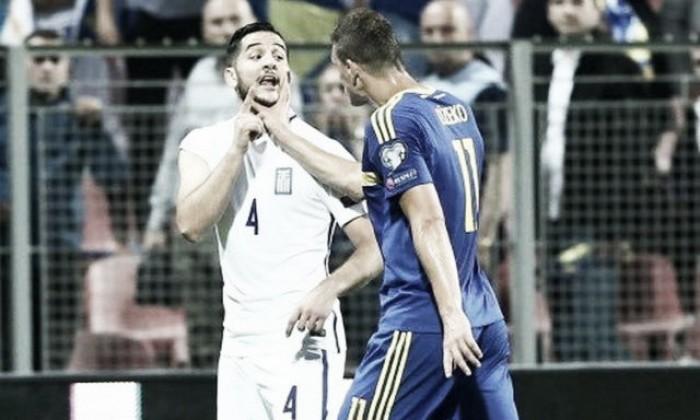 Roma, nervi tesi tra Manolas e Dzeko. Come agire in proposito?