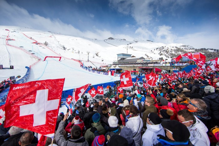 Alpine Skiing: Men's Downhill And Super-G Titles Open At World Cup Finals In St. Moritz