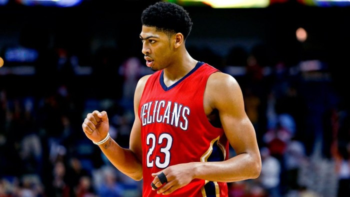 Anthony Davis, legendario