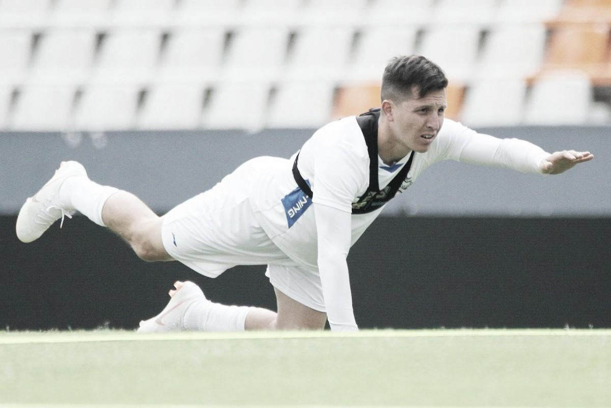 """'Gringo' Torres: """"Si no se puede ganar, no hay que perder"""""""