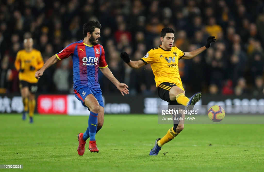 Wolves 0-2 Crystal Palace: Professional display sees away team take the points