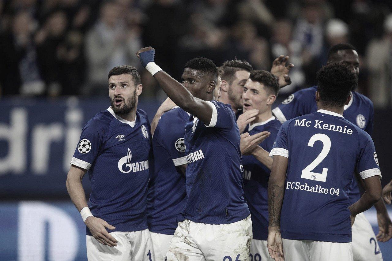 Schalke 04 domina e derrotaGalatasaray em casa pela Champions League
