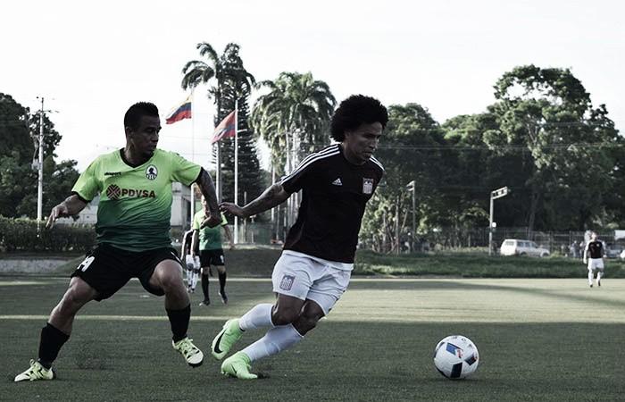 Carabobo FC y Zamora no pasaron del empate